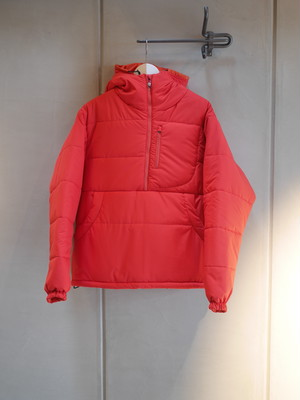 THE UNION / PUFF SEVEN HALF ZIP JKT (RED)