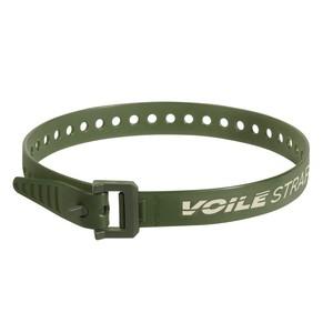 *VOILE* voile straps (olive/nylon buckle)