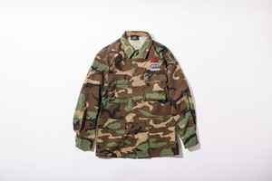 ACS ARMY CAMO JACKET T-3