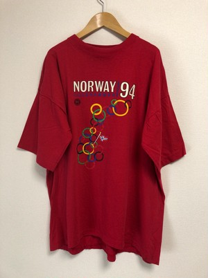 1994's Lillehammer Olympic T's