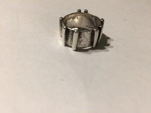 【12号】Vintage 925 silver ring ( ヴィンテージ  シルバー リング )