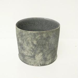 Straight Cup ( Black&Silver ) / 金澤宏紀