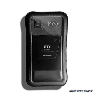【新型モデル】【適正価格】【動作確認済み】【乾電池駆動ETC車載器】【2~3日以内に発送】MITSUBISHI EP-9U58V