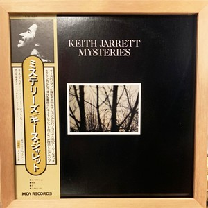 Keith Jarrett ‎– Mysteries (2LP *3sides)