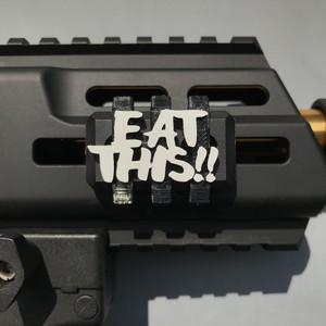軟質レイルクリップ  EAT THIS!!