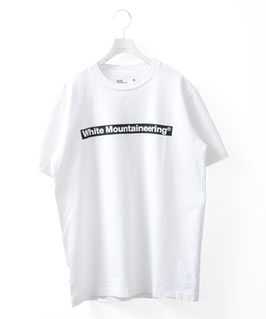 LOGO PRINTED T-SHIRT - WHITE