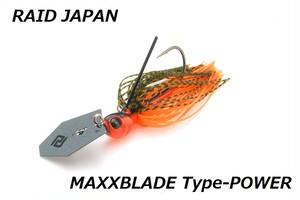 RAID JAPAN / マックスブレード Type-POWER