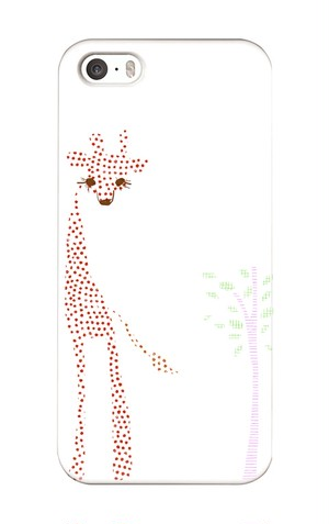 smartphone_cover_ZOOcollection Giraff(きりん)