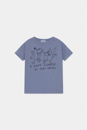 【20SS】bobochoses  Dancing Birds t-sh Tシャツ