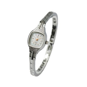 CONTENT DRESS WATCH【SILVER】
