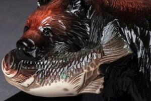 鮭喰い熊10号〈黒〉-80