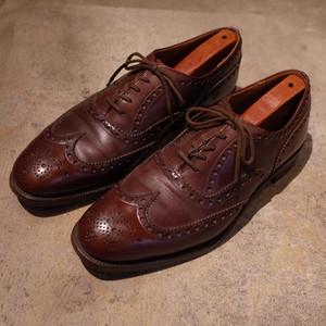 "Church's Custom Grade  ""Chetwynd"" Wingtip Leather Shoes チャーチ 旧チャーチ カスタムグレード ""チェットウィンド"" ウィングチップ フルブローグ レザーシューズ"