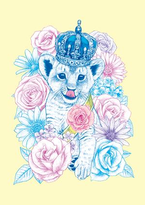 Prince of Lion (color)