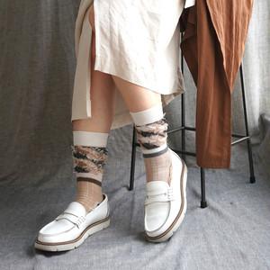 socks SX-M05 ベージュ