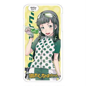 【しなのちゃん】iPhone6plus用カバー