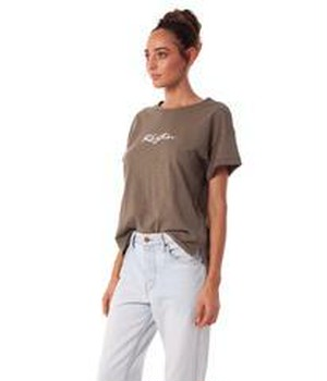 Rhythm リズム Tシャツ SEEKER TEE OLIVE M