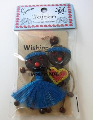 願いが叶う☆ボージョーボーbaby(ブルー)