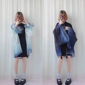 【即納】チャイナ 羽織り 2色