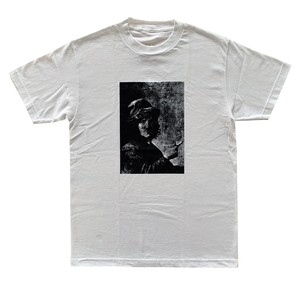 "CRACK GALLERY ""PIPE"" Tee / White"