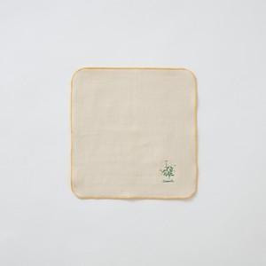 カラーメローハンカチ〈カモミール〉
