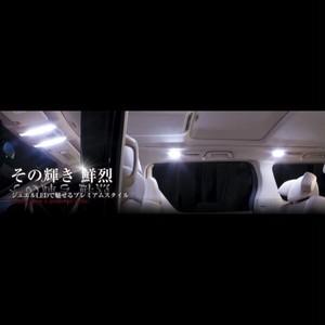 【訳あり特価】ヴァレンティ ジュエルLEDルームランプセット 80 ノア/ヴォクシー (ZRR8#/ZWR8#)