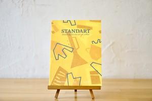 STANDART #7 情熱、成長と美学、偏見