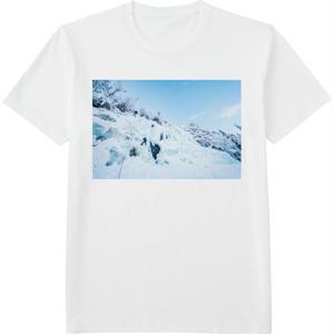 93.Finland100 Tシャツ / アイスクライミング