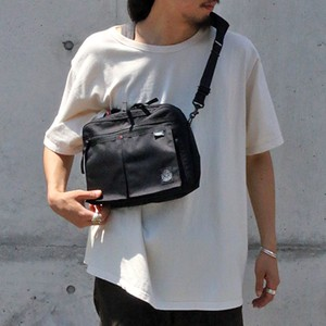 Porter Classic×muatsu NEWTON Shoulder Bag ブラック [PC-050-955]