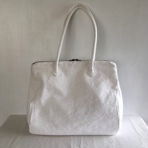 MARTAU. / study bag M white