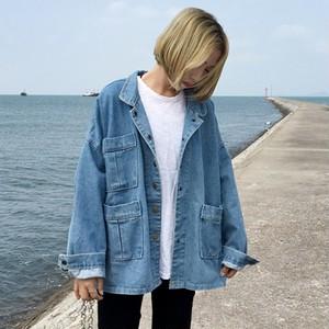 【アウター】無地学園風折り襟シングルブレストジャケット