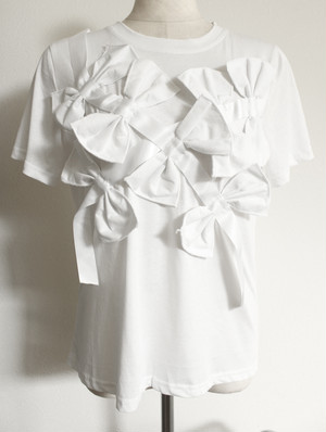 RIMI&Co. SELECT  BOW Tシャツ 2Color
