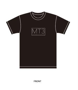 サードステージ28周年記念Tシャツ「MT3 Tシャツ」