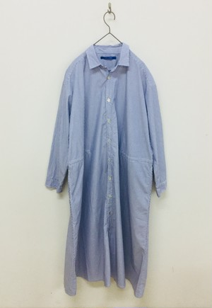 【NATURAL LUNDRY 】T.Wコートドレス/7171O-001