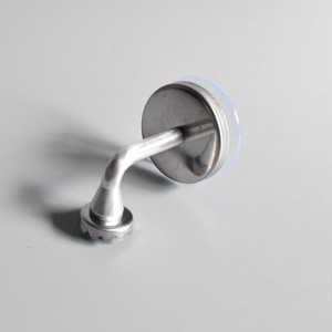 Magnetic soap holder