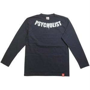 PSYCHOLIST紺 (ポケット同⾊) (長袖)