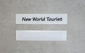 Decals, New World Tourist, WH, BK