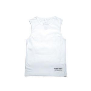 【MAHARISHI】 MILTYPE VEST WHITE