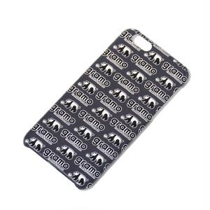 ☆数量限定!!☆iPhone6・6s専用ケース「choice!」(グレーロゴパンダ)