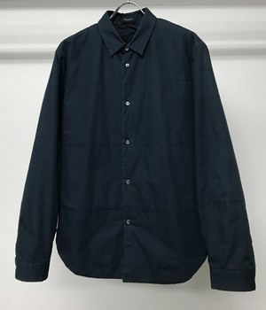 2000s NEIL BARRETT PADDED SHIRT