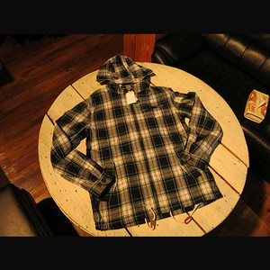 STUSSY Tidy Plaid Jacket