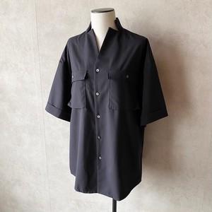 [PETRICHOR] Loose shirt 【KONYA】