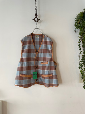 HOMELESS TAILOR / GO OUT VEST