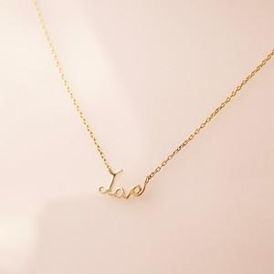 Love (ラブ) ネックレス