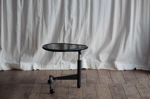 Kick side table by Toshiyuki Kita for Cassina, 1980s