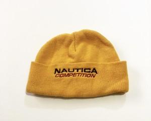 """1990s """"NAUTICA"""" BEANIE"""