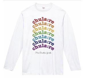 ヘアドネーション虹の架け橋チャリティTシャツロング
