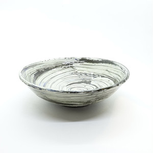 刷毛目六寸鉢【藤村拓太】