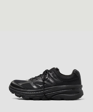 Engineered Garments EG × Hoka One One Bondi B Black FG440