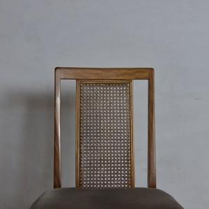 G-Plan Dining Chair / ジープランダイニングチェア【B】〈椅子・ラタンチェア・籐張り〉111965【B】