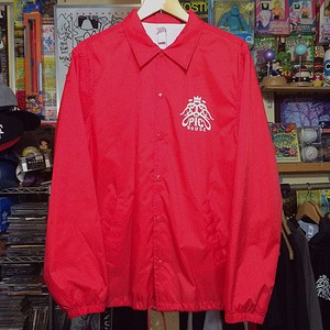 PICTURE MOUSE ■ COACH JACKET (RED)
